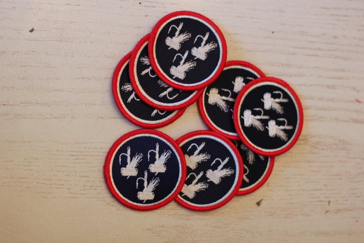 Tri-Fly Patch