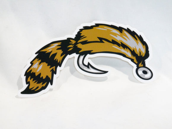 The Crockett Cap Decal
