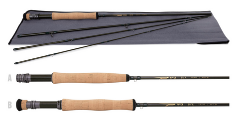 TFO BVK 4 Piece Fly Rod