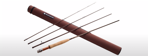 Redington Classic Trout 4 Piece Fly Rod