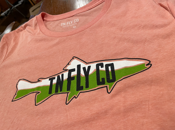 TN FLY CO Trout Tee