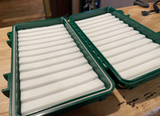 Large Foam Interior Fly Box