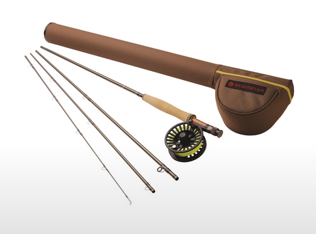 Path Fly Fishing Outfit: Rod & Preloaded Reel
