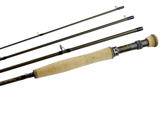 P2 Pipeline Pro Euro Nymph Fly Rod