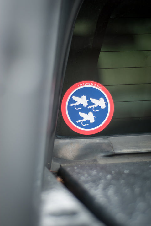 Tri-Fly™ Decal