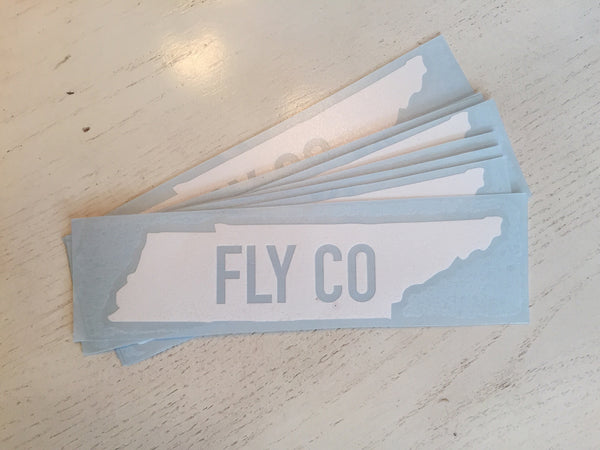 The Fly Co Decal