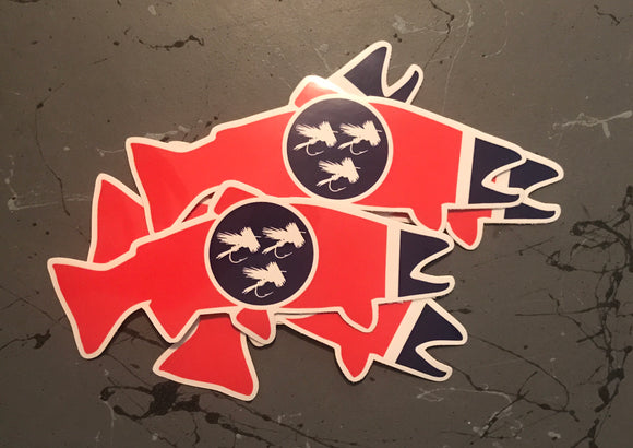 Tennessee Trout Decal