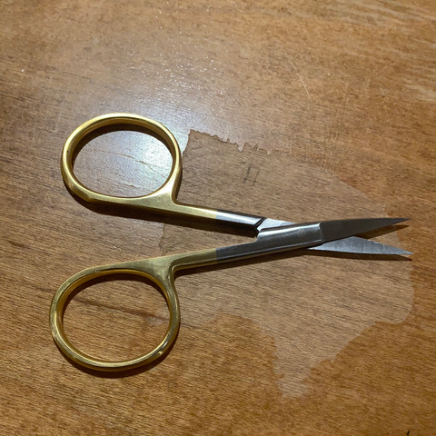 Arrow Scissor 4""