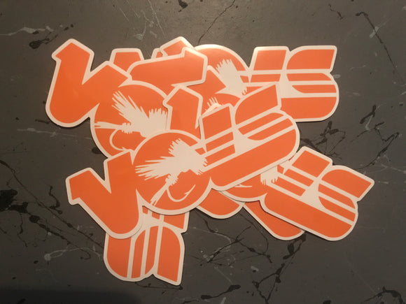 Vols Decal
