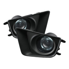 Spyder - LED Fog Lights - Smoke - Tacoma  - 2012-2015