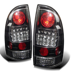 Spyder - LED Taillight - Tacoma - Black
