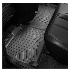 WeatherTech - Toyota Tacoma - Rear Floor Mat - Rubber