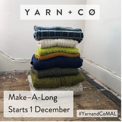 Yarn and Co Make-a-long #yarnandcoMAL