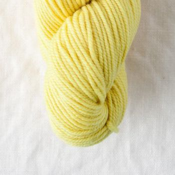 quince & co chickadee 100% wool sport 5ply dk 8ply goldfinch