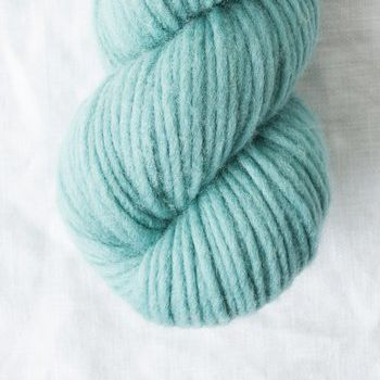 quince & co puffin 100% wool chunky bulky yarn belize