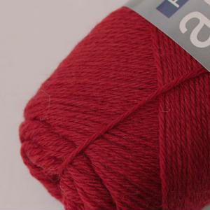 filcolana arwetta classic 4ply sock yarn wool and nylon blend yarn and co phillip island victoria australia deep red