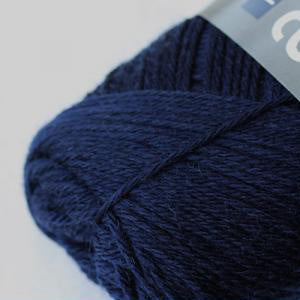 filcolana arwetta classic 4ply sock yarn wool and nylon blend yarn and co phillip island victoria australia navy blue