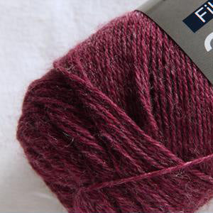 filcolana arwetta classic 4ply sock yarn wool and nylon blend yarn and co phillip island victoria australia boysenberry