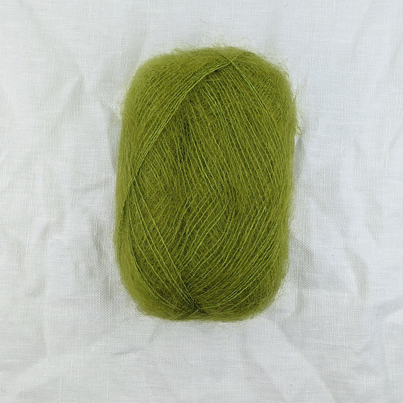 filcolana tilia mohair and silk blend yarn and co phillip island victoria australia meadow 326