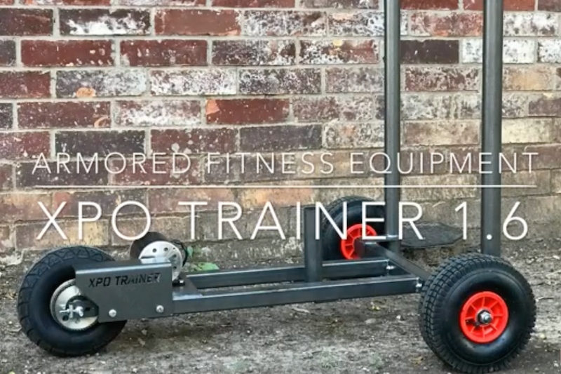Limited Quantity Sale: XPO Trainer Version 1.6 Now $200 OFF!