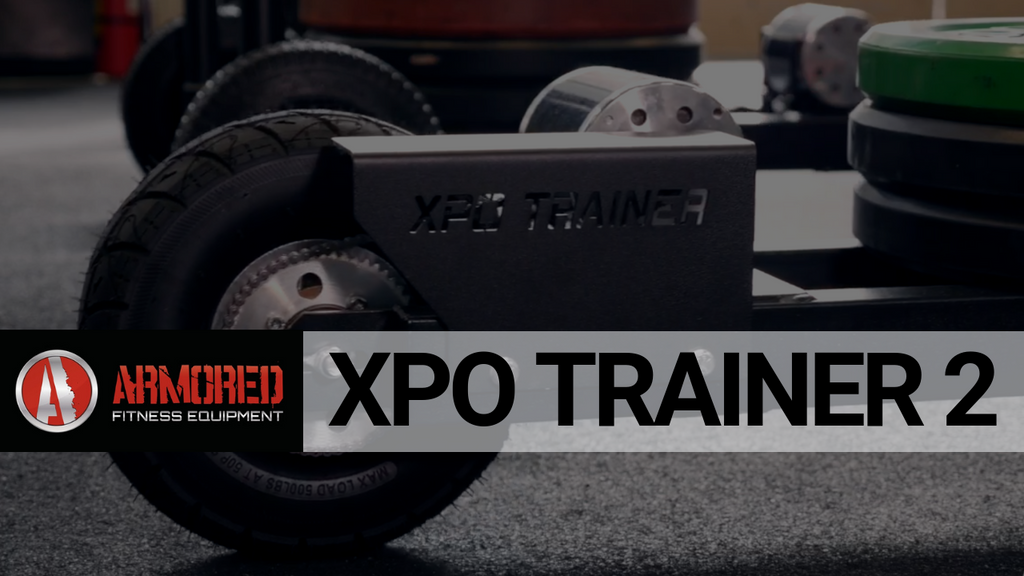 XPO TRAINER 2 - The Best Sled on the Market!