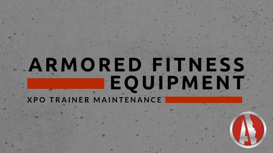 XPO Trainer Maintenance - How to Keep Your Sled in Shape!