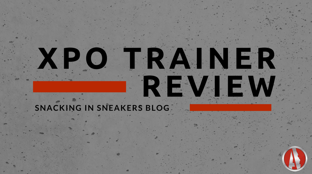 Snacking in Sneakers XPO Review + 4 XPO Push Sled Workouts