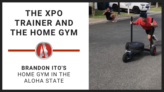 The XPO Trainer and the Home Gym in the Aloha State