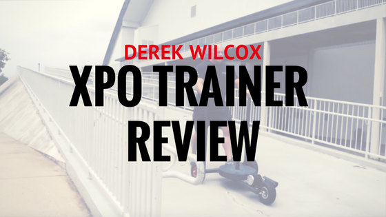 Armored Fitness XPO Trainer Review By Highland Games Athlete Derek Wilcox