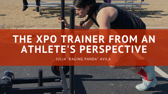 Armored Fitness Equipment Athlete's Perspective - UFC Fighter Raging Panda