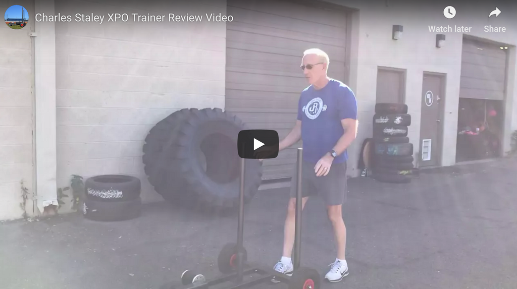 Charles Staley XPO Trainer Review Video