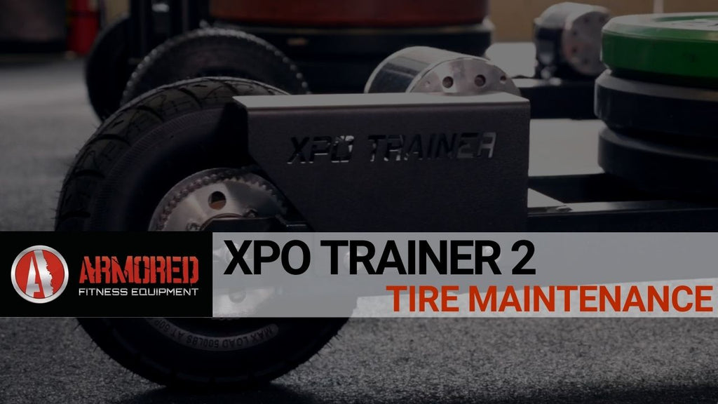 The XPO Trainer and Tire Maintenance