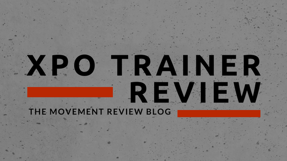 XPO Trainer Review on The Movement Review Blog