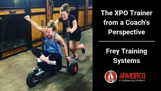 The XPO Trainer from a Coach's Perspective - Frey Training Systems in New Jersey