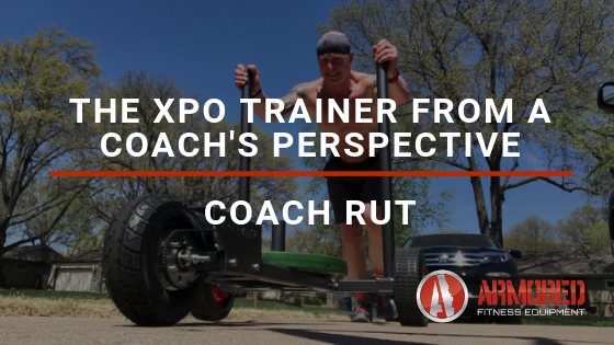 The XPO Trainer from a Coach's Perspective - Coach Rut