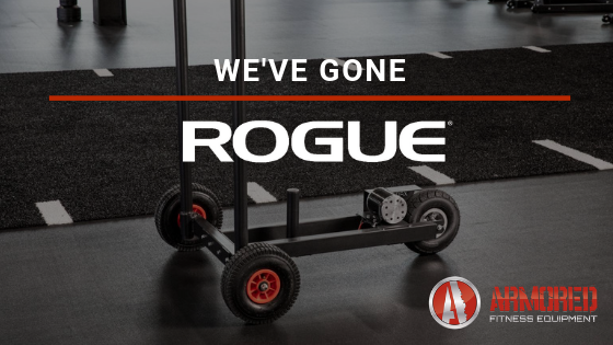 We've Gone ROGUE! The XPO Trainer 2 is Now Available for Purchase at Rogue Fitness!
