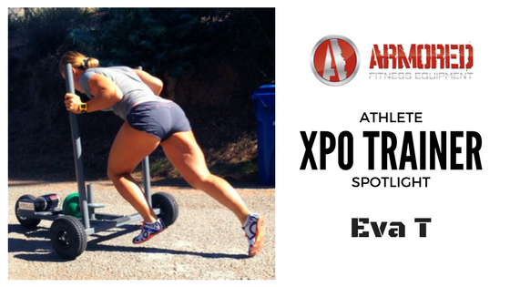 Athlete XPO Trainer Spotlight: Eva Twardokens