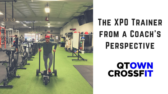 The XPO Trainer from a Coach's Perspective- QTown CrossFit in Quincy, Illinois
