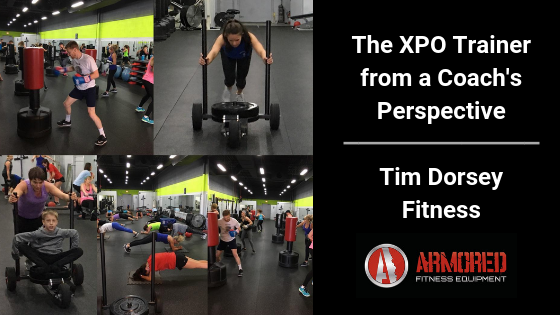 The XPO Trainer from a Coach's Perspective - Tim Dorsey Fitness in Sandusky, Ohio