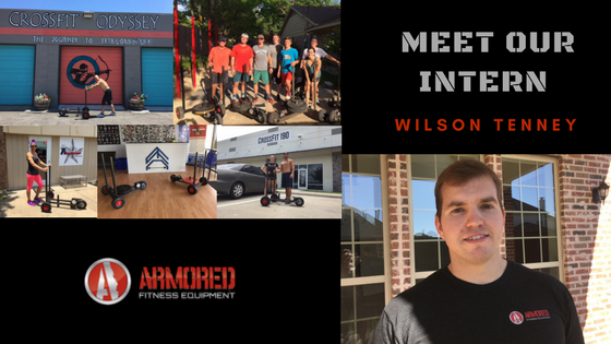 Meet Our Intern, Wilson Tenney