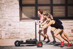 Push sleds - Armored Fitness
