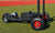 XPO Trainer, push sled on wheels, fitness sled