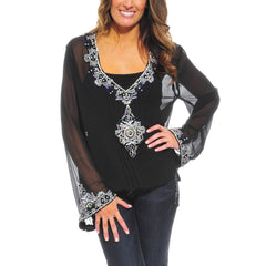 Misha Black Top