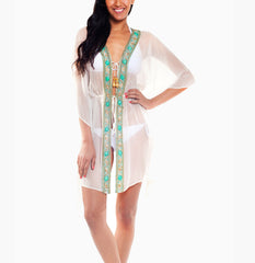 Grecia Open Jacket Kaftan