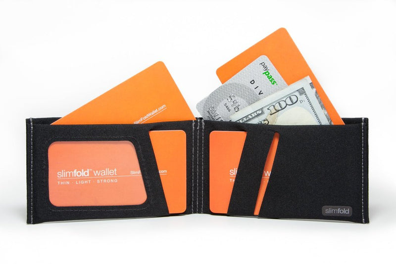e2b2a7fa7f32 Our Nano slim wallets are perfect for folks who want the smallest footprint  possible. By folding bills twice or in thirds