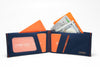 Nano Soft Shell in Navy/Orange,RFID-Navy/Orange