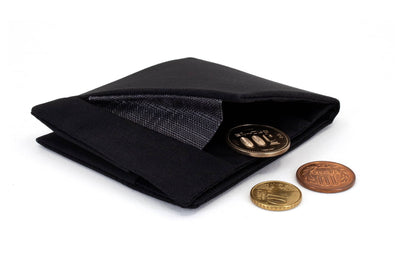 Coin RFID Soft Shell Travel Wallet