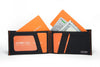 Nano Soft Shell in Black/Orange,RFID-Black/Orange