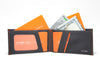 Nano Soft Shell in Charcoal/Orange,RFID-Charcoal/Orange