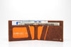 MICRO Tyvek® in Brown/Orange,RFID-Brown/Orange